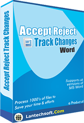 Multiple Files Accept & Reject Track Changes