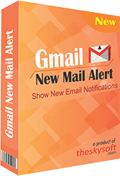 Gmail New Mail Alert