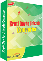 Kruti Dev to Unicode Converter