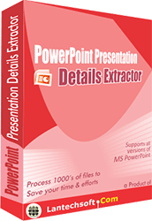 PowerPoint Document Properties Extractor