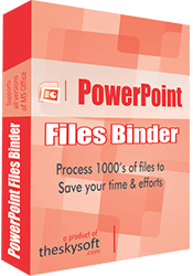 PowerPoint Files Binder