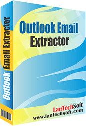Outlook PST Email Extractor