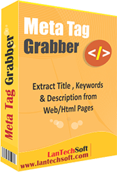 Website Meta Tag Extractor