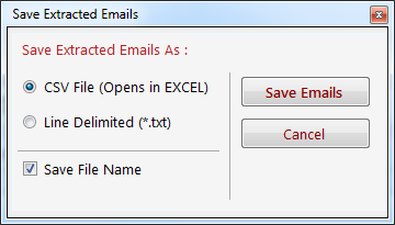 Files Email and Phone Number Extractor