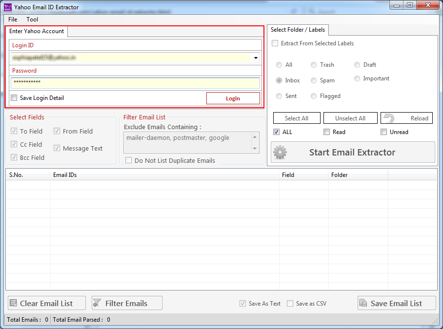 Email Extractor Tools | Email Extractor | Email Finder
